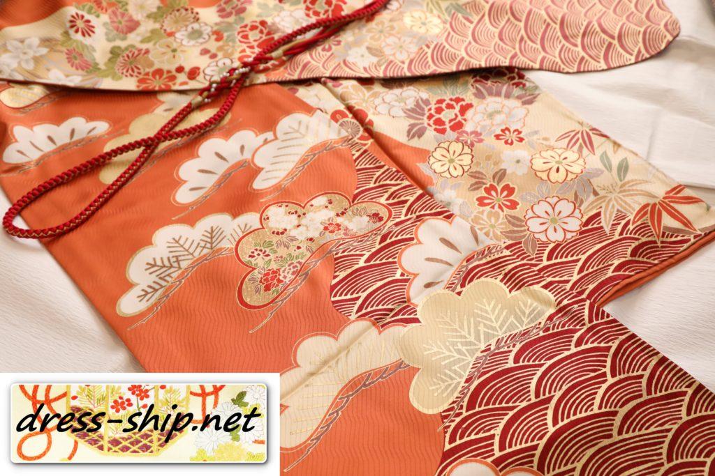 お宮参りの帽子&前掛け・赤ちゃんの羽織袴レンタル一覧「きものきつけドレスシップ」