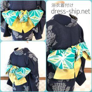 国家資格1級の浴衣着付け+ヘアセット通常料金¥10,260が¥5,000になるのに飾りのプレゼント付き!!